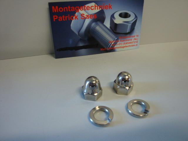 Sicherungsscheiben Schnorrscheiben Form S M1,6 bis M30 DIN 6796 V2A