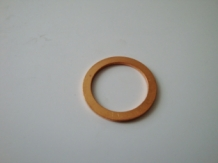 36x48x2 Copper sealing washer
