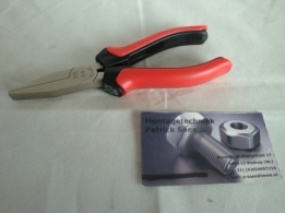 Flat Nose Pliers 160mm